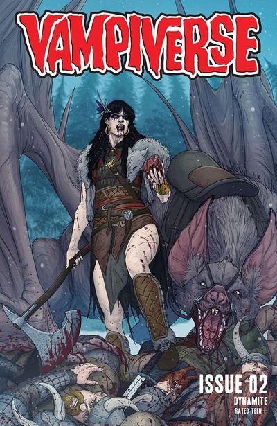 Vampiverse #2 (2021)