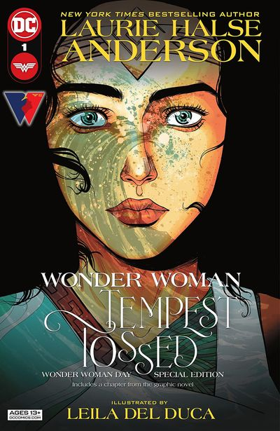 Wonder Woman – Tempest Tossed Wonder Woman Day Special Edition #1 (2021)