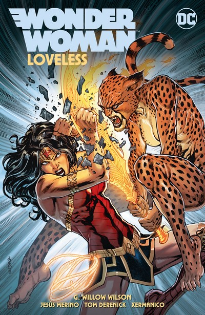 Wonder Woman Vol. 3 – Loveless (TPB) (2020)