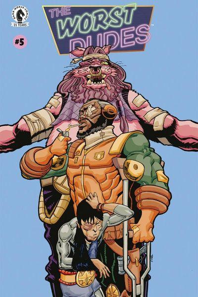 The Worst Dudes #5 (2021)