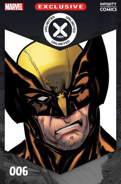 X-Men Unlimited – Infinity Comic #6 (2021)