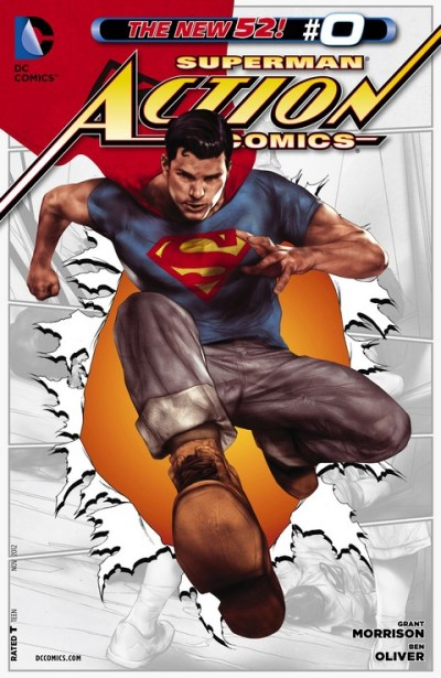 Action Comics 000 – 037 Plus Annual Free Download