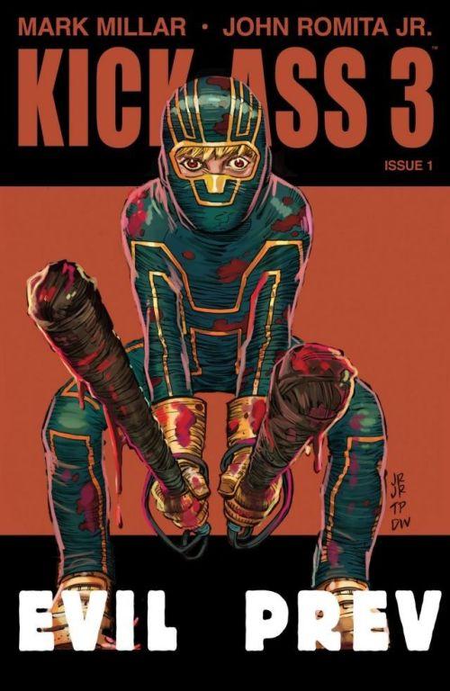 Kick-Ass 3 001 – 008 Free Download