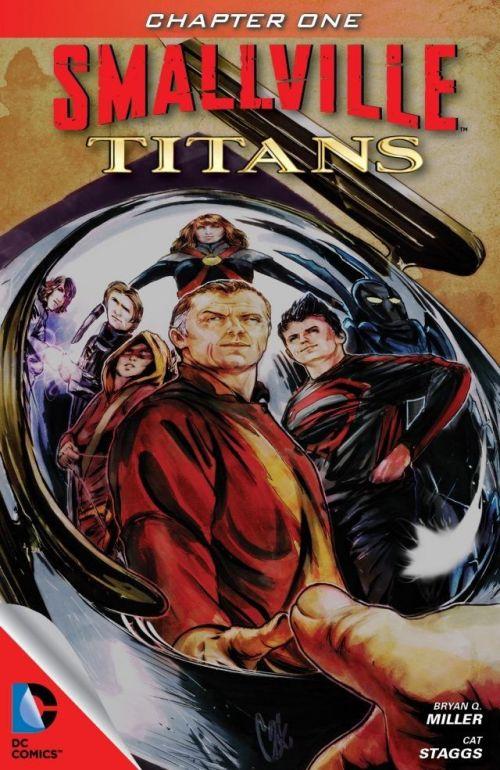 Smallville – Titans 001-004 Free Download