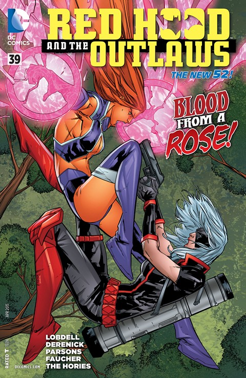 Red Hood and the Outlaws #39 Free Download