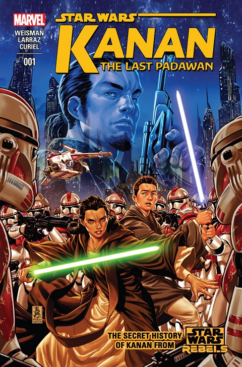 Kanan – The Last Padawan #1 Free Download