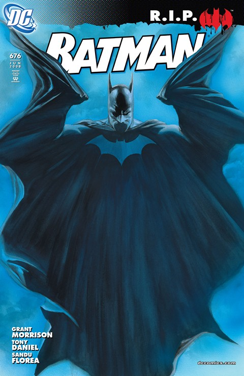 Batman RIP (Story Arc)