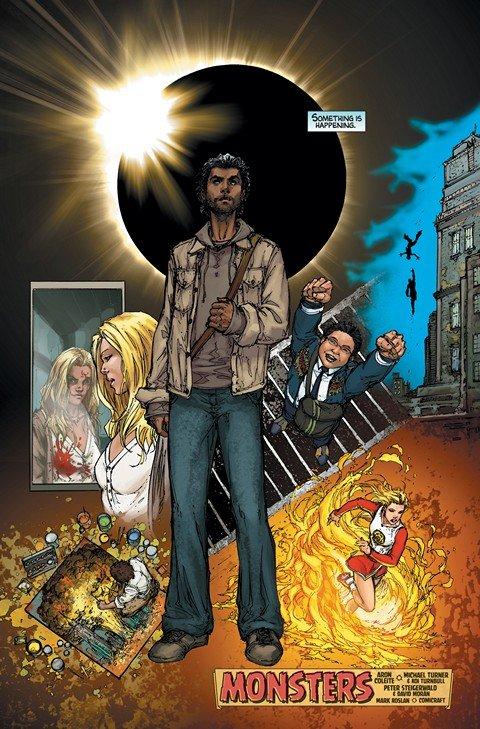 Heroes #1 – 173 (NBC TV Series)