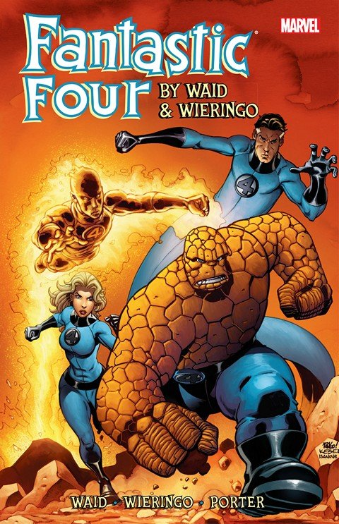 Fantastic Four By Mark Waid and Mike Wieringo – Ultimate Collection – Book Three