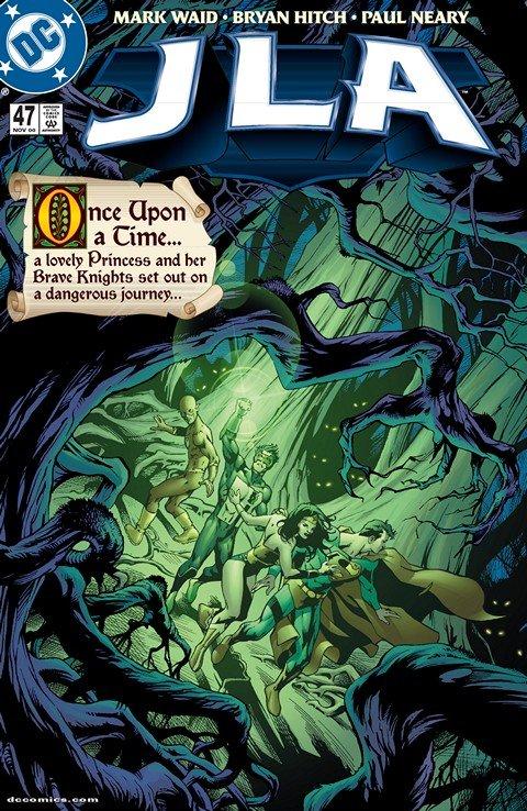 JLA – Queen of Fables