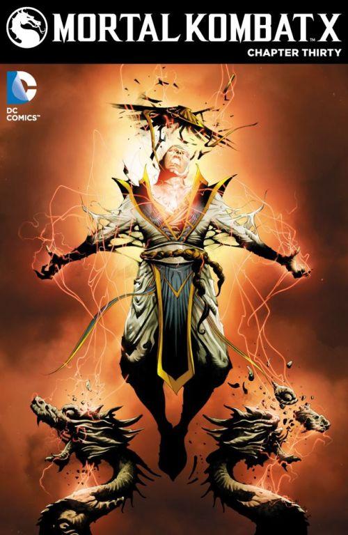 Mortal Kombat X #30