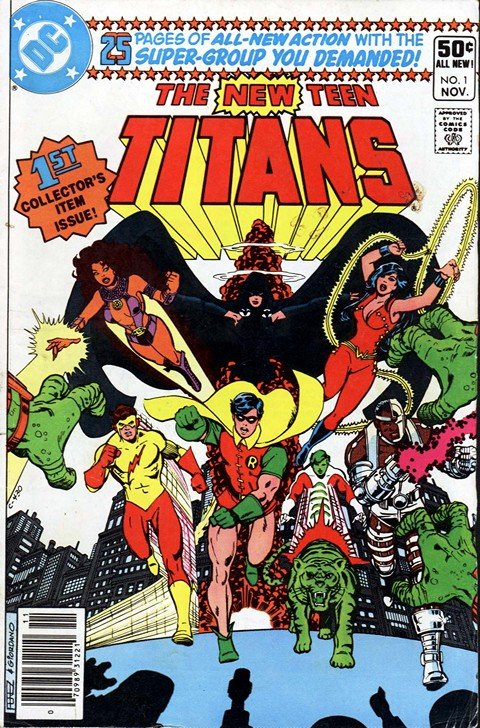The New Teen Titans (Collection)