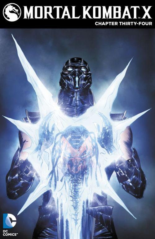 Mortal Kombat X #34