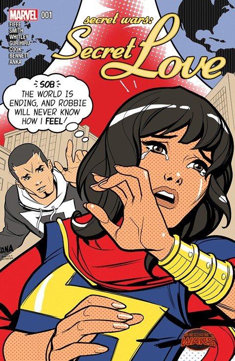 Secret Wars Secret Love #1