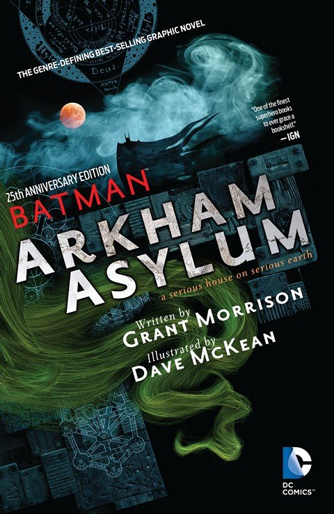 Batman – Arkham Asylum – The 25th Anniversary Deluxe Edition