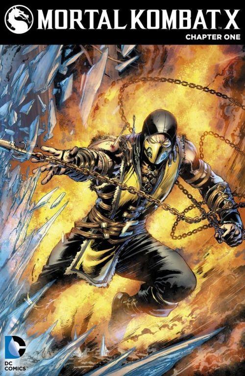 Mortal Kombat X #1 – 36