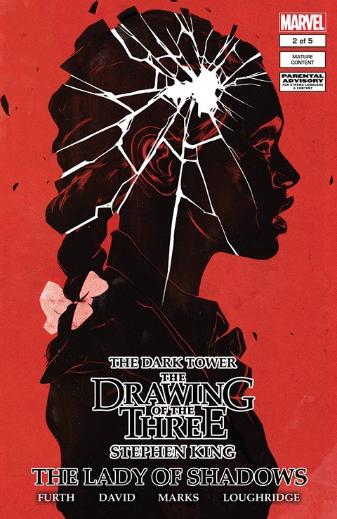 The Dark Tower – The Drawing of the Three – The Lady of Shadows #2