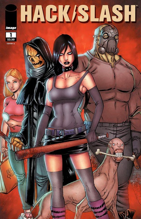 Hack-Slash (Collection)