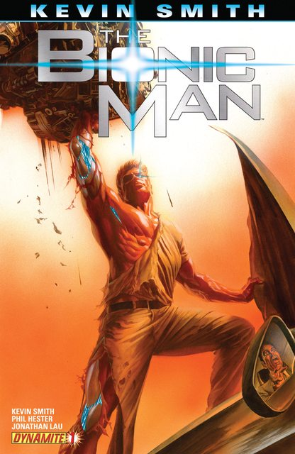 The Bionic Man #1 – 26 + Extras