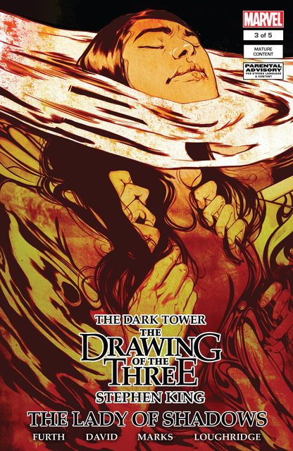 The Dark Tower – The Drawing of the Three – The Lady of Shadows #3