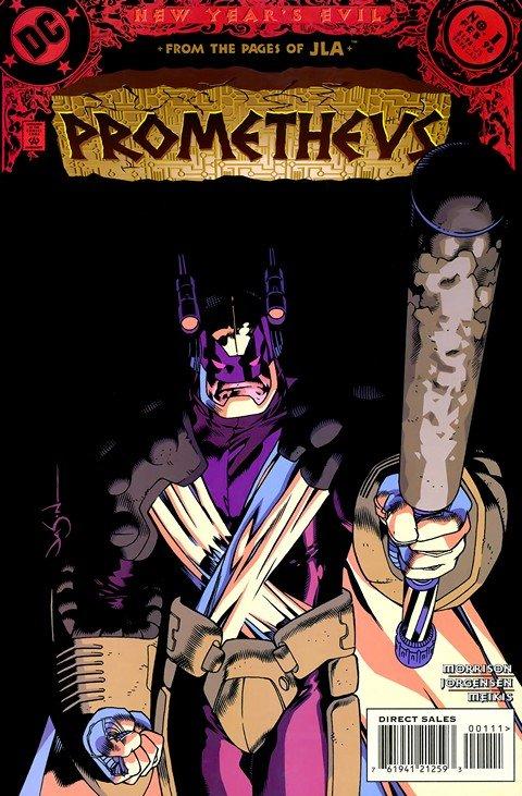 New Year's Evil – Prometheus