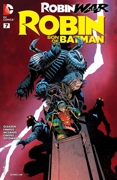 Robin – Son of Batman #7
