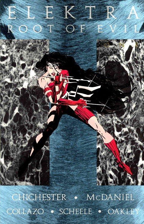 Elektra – Root of Evil #1 – 4