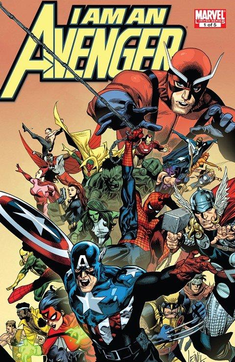 I Am An Avenger #1 – 5