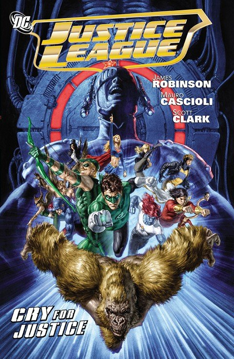 Justice League – Cry For Justice (TPB)