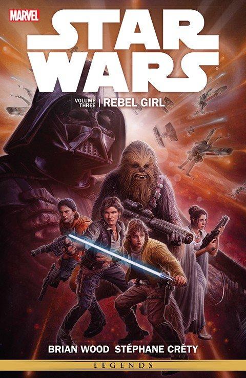 Star Wars Vol. 3 – Rebel Girl (Marvel Edition)