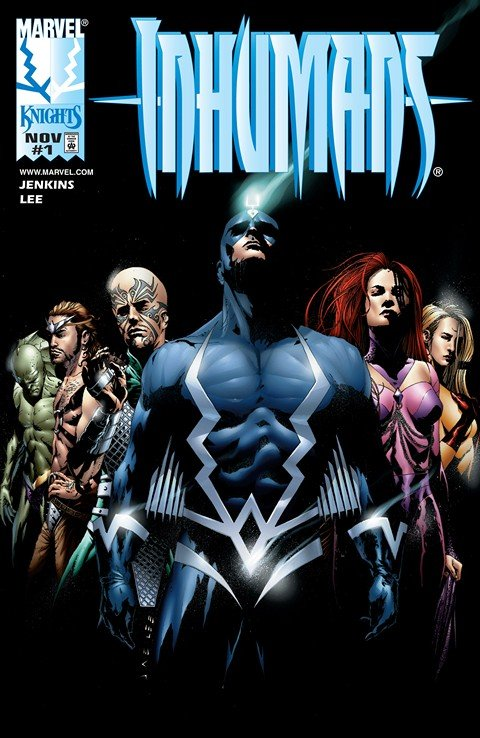 Inhumans Vol. 2 #1 – 12