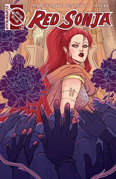 Red Sonja Vol. 3 #1 – 2