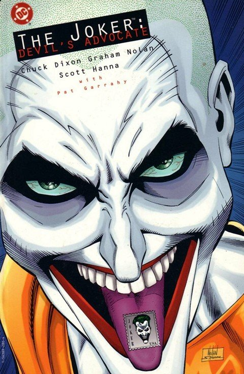 The Joker – Devil's Advocate