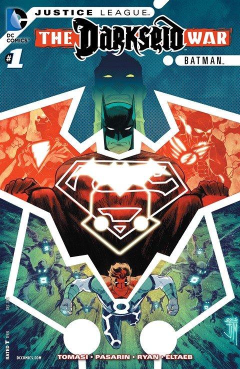 Darkseid War (Story Arc) (Chronological Order)