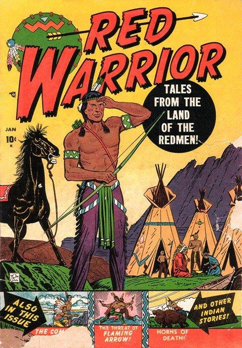 Red Warrior #1 – 6