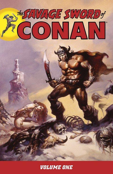 The Savage Sword of Conan Vol. 1 – 18