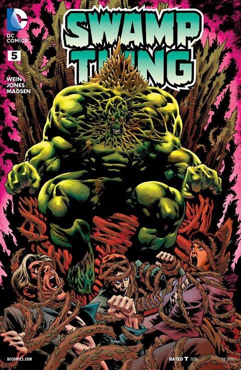 Swamp Thing #5