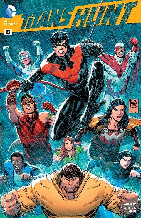 Titans Hunt #8