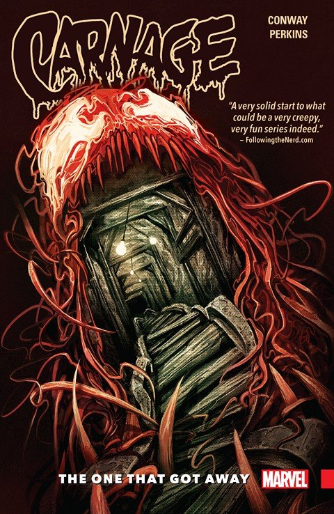 Carnage Vol. 1 – The One That Got Away
