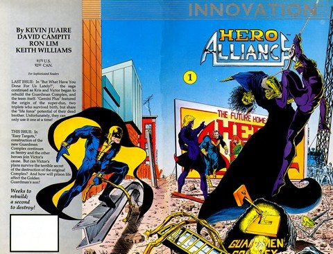 Hero Alliance (Collection)