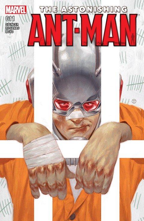 The Astonishing Ant-Man #11 (2016)