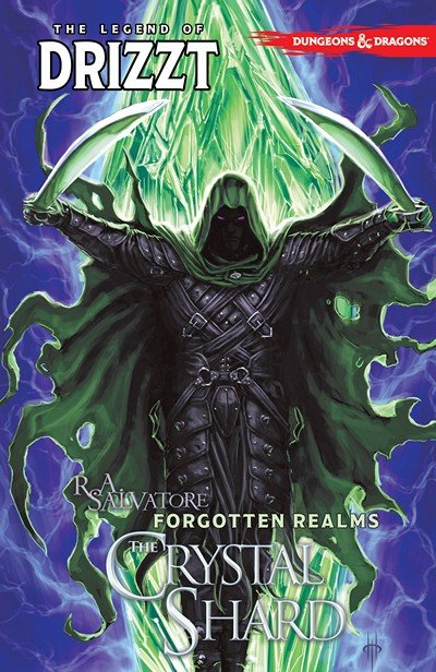 Dungeons & Dragons – The Legend of Drizzt – The Crystal Shard Vol. 4 (2016)