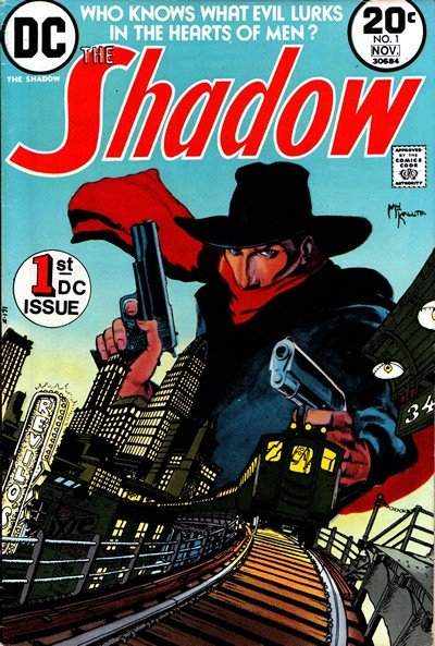The Shadow Vol. 1 #1 – 12 (1973-1975)
