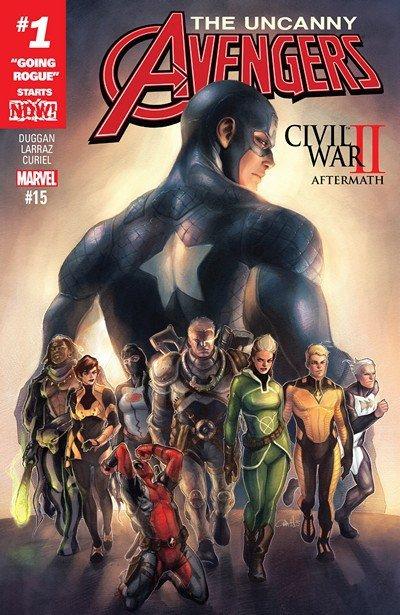 Uncanny Avengers #15 (2016)