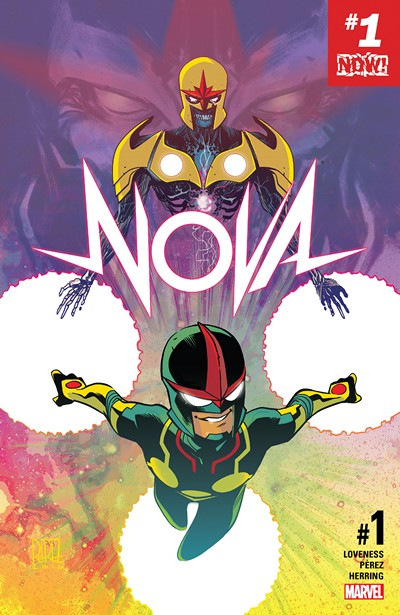 Nova #1 (2016)