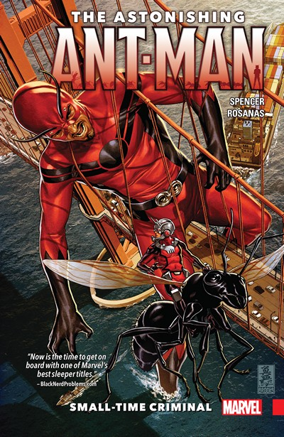 The Astonishing Ant-Man Vol. 2 – Small-Time Criminal (2016)