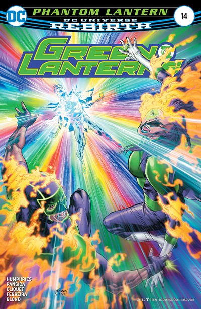 Green Lanterns #14 (2017)