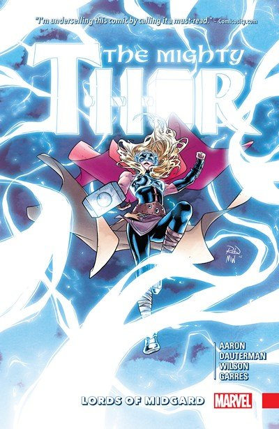 Mighty Thor Vol. 2 – Lords of Midgard (2016)