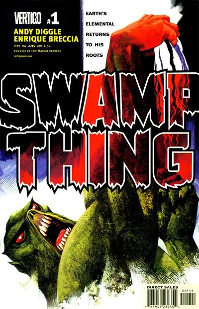 Swamp Thing Vol. 4 #1 – 29 (2004-2006)