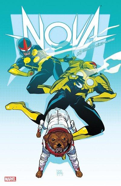 Nova #3 (2017)